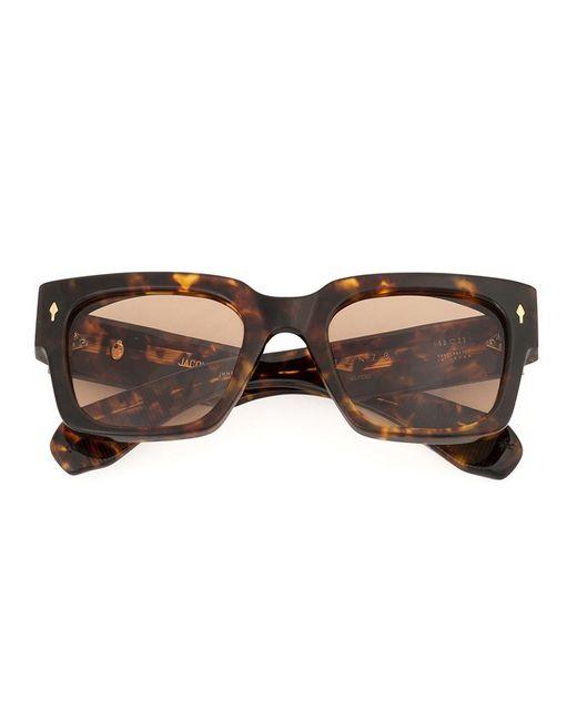 Jacques Marie Mage | Мужское Коричневый Enzo Sunglasses
