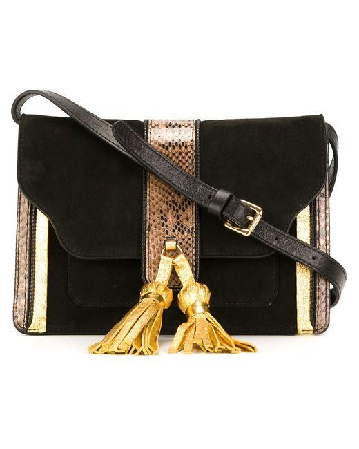 L' Autre Chose | Женское Чёрный Tassel Detail Shoulder Bag