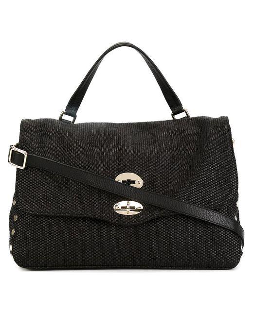 ZANELLATO   Женское Чёрный Meknes Shoulder Bag