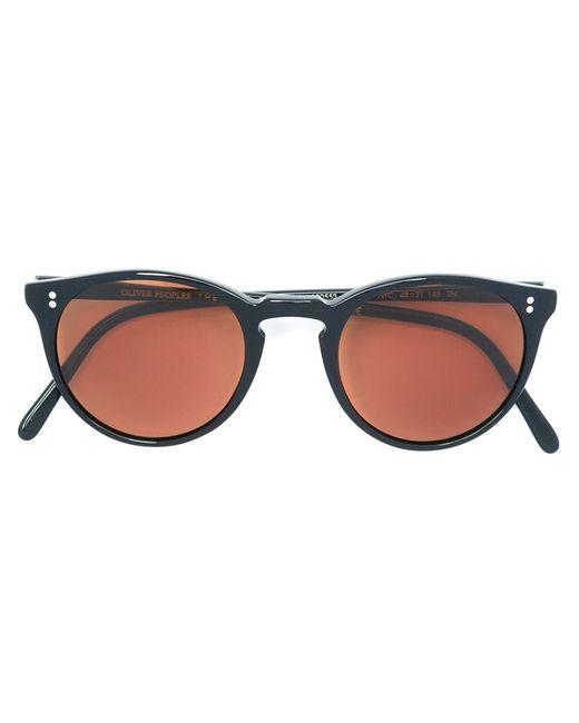 The Row | Женское Чёрный Round Frame Sunglasses