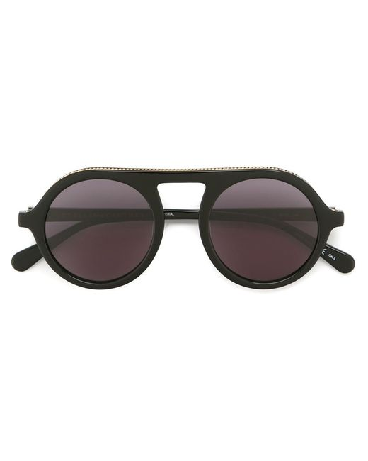 Stella Mccartney | Женское Чёрный Round Sunglasses