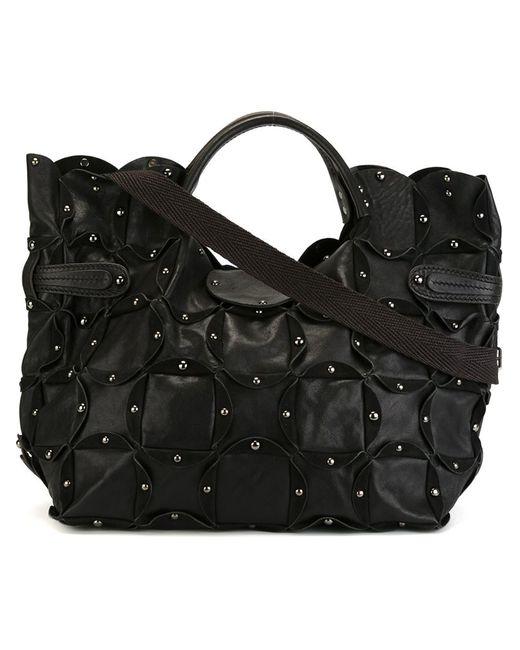 Jamin Puech | Женское Чёрный Large Rica Tote Bag