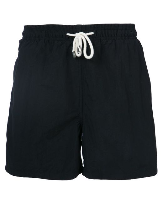 Solid & Striped | Мужские Чёрные Шорты Для Плавания