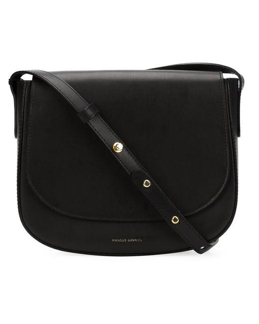 MANSUR GAVRIEL   Женское Чёрный Classic Crossbody Bag