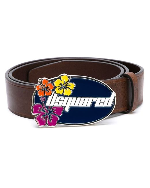 Dsquared2 | Мужское Коричневый Buckle Belt