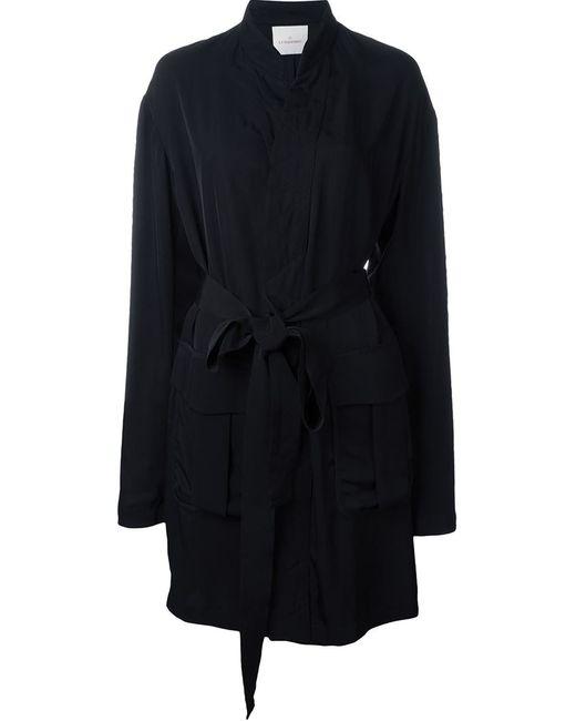 A.F.Vandevorst | Женское Чёрное Платье Dateless