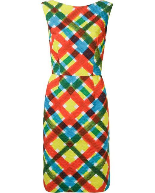 Isolda | Женское Arco-Íris V Back Dress