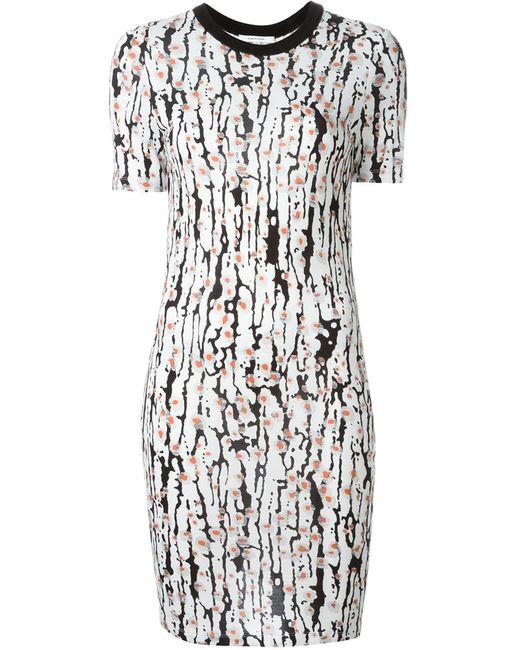 Carven | Женское Белое Платье Clara