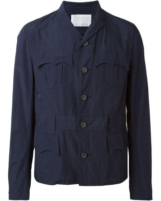Kolor | Мужское Синий Cargo Jacket