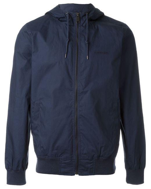 Carhartt | Мужская Синяя Куртка Marsh