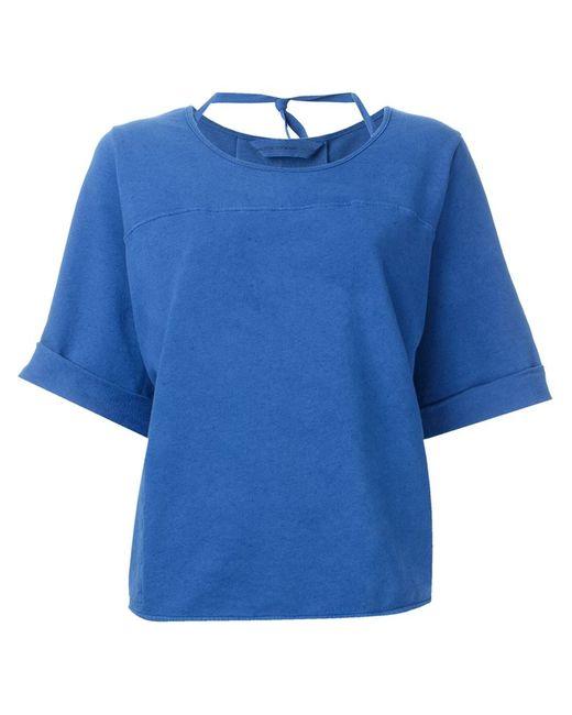 Humanoid | Женское Синий Clubs Knit Top
