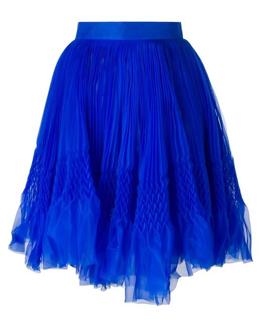 Dsquared2 | Женское Синий Bond Tahiti Skirt