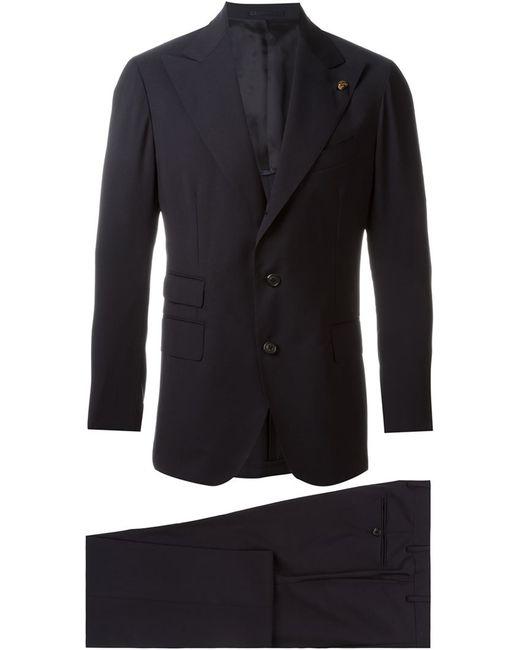 GABRIELE PASINI | Мужское Чёрный Two-Piece Suit