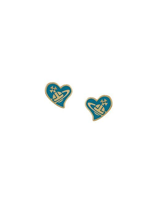 Vivienne Westwood   Женское Синий Amphai Earrings