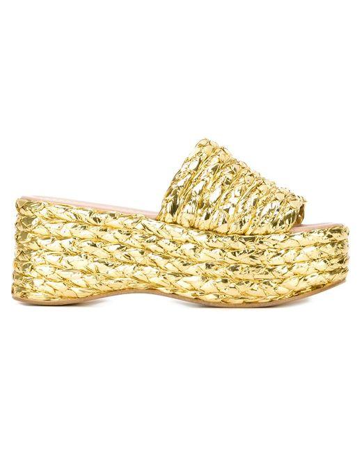 Aperlai | Женское Серебристый Orianna Sandals