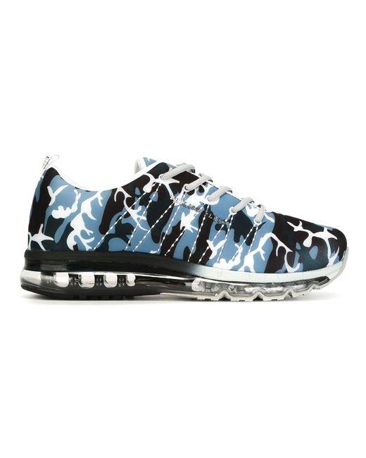 Philipp Plein | Мужское Синий Pump It Sneakers