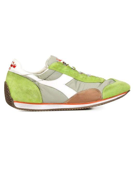 Diadora | Мужские Зелёные Кроссовки Equipe Nyl