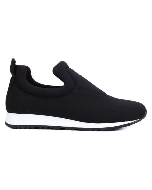 Derek Lam 10 Crosby   Женское Чёрный June Sneakers