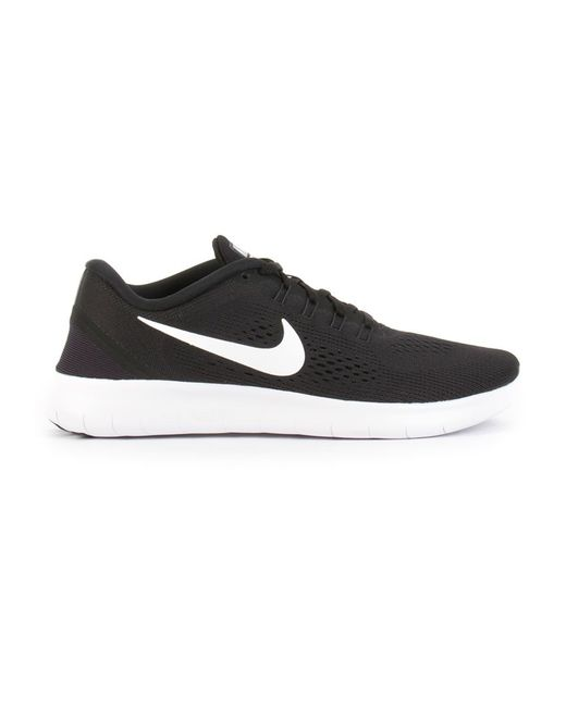 Nike | Женское Чёрный Free Run Sneakers