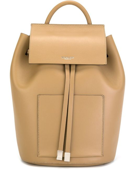 Michael Kors | Женское Nude & Neutrals Miranda Large French Backpack