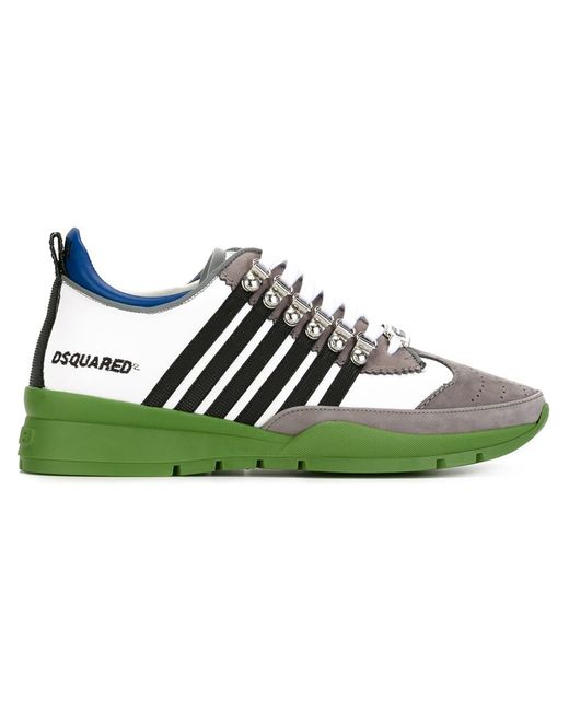 Dsquared2 | Мужское Белый 251 Sneakers