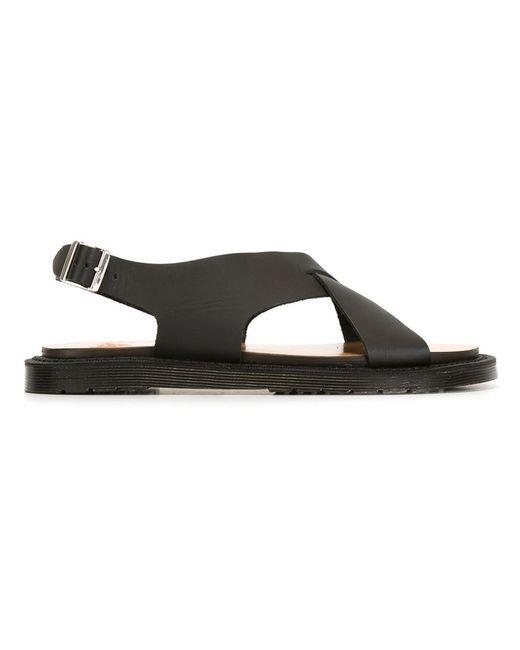 Dr. Martens | Женское Чёрный Abella Sandals
