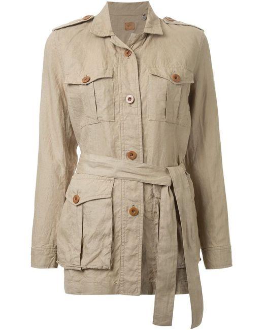 Fabiane Roux | Женское Коричневый Safari Jacket