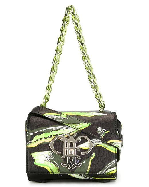 Emilio Pucci   Женское Чёрный Logo Detail Shoulder Bag