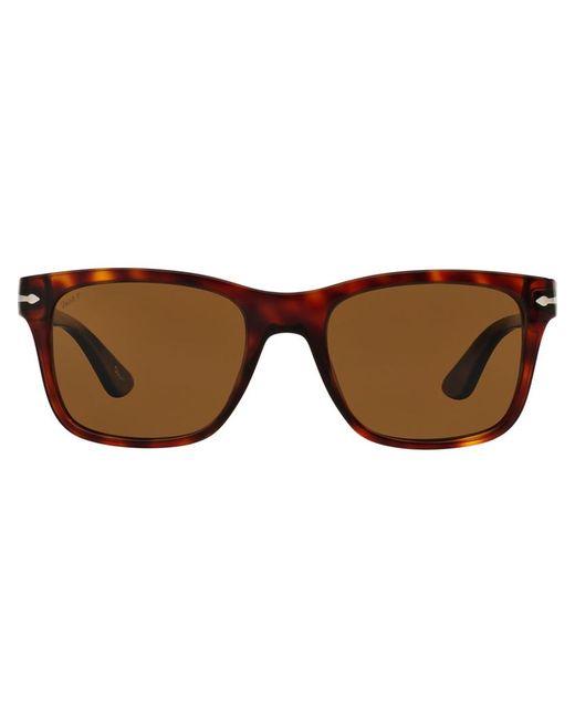 Persol | Мужские Коричневые Солнцезащитные Очки Po3135s
