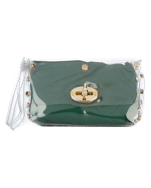 ZANELLATO | Женское Зелёный Mini Clutch