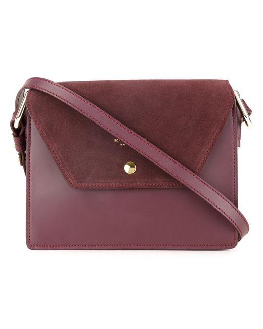 SCANLAN THEODORE | Женское Красный Mini Messenger Bag