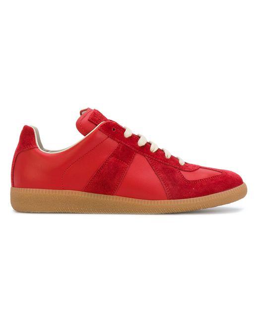 Maison Margiela | Мужские Красные Кроссовки Replica