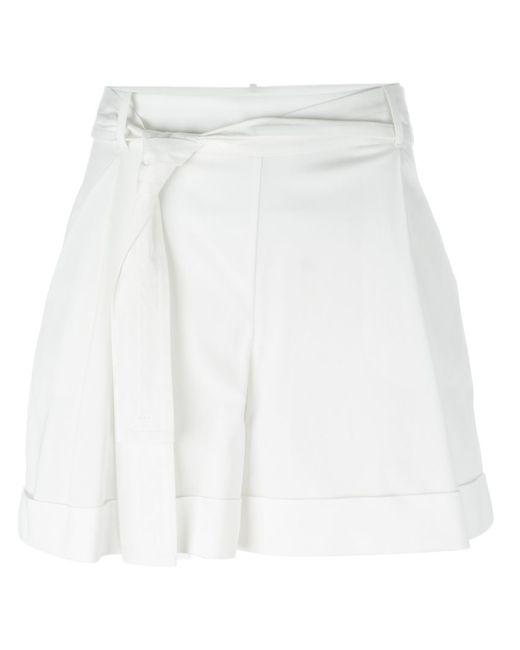 La Perla | Женское Белый Op-Art Shorts