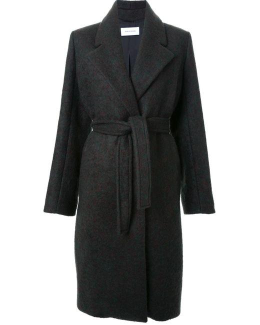 SCANLAN THEODORE | Женское Зелёный Felted Coat