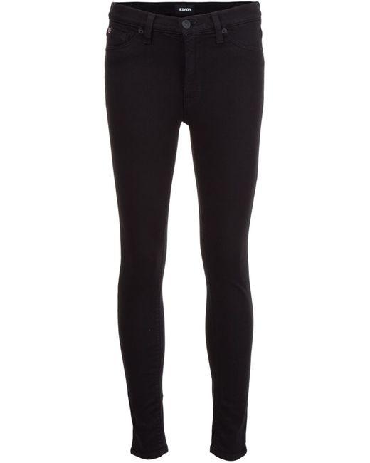 Hudson | Женское Чёрный Skinny Jeans