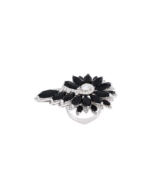 Stephen Webster | Женское Чёрный Flower Diamond Ring