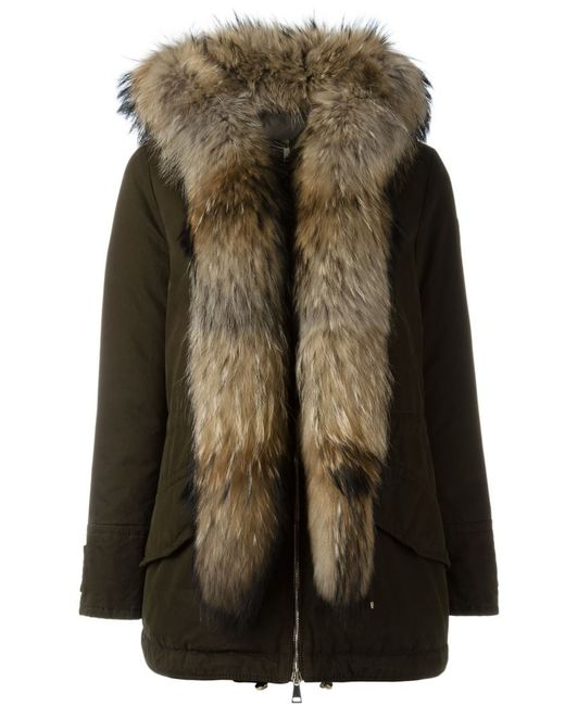 Moncler | Женское Зелёный Glaphyra Parka Coat