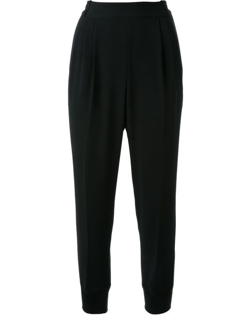 Muveil | Женское Чёрный Tapered Trousers