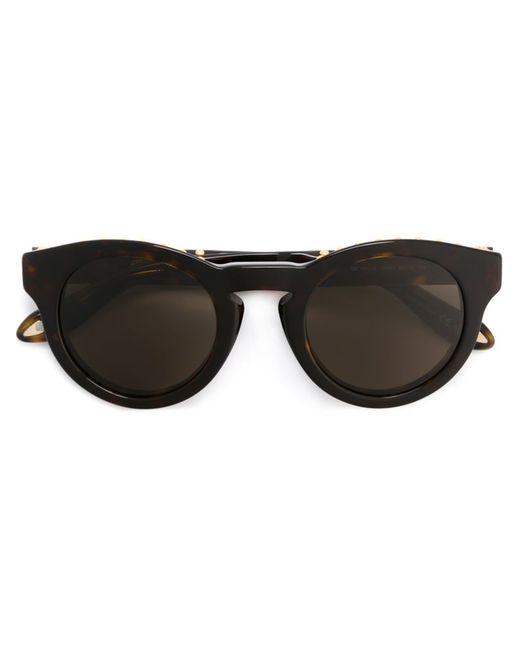 Givenchy | Женские Чёрные Солнцезащитные Очки