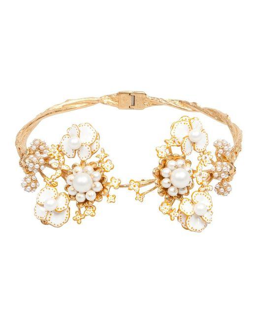 Alexander McQueen | Женское Torque Bracelet