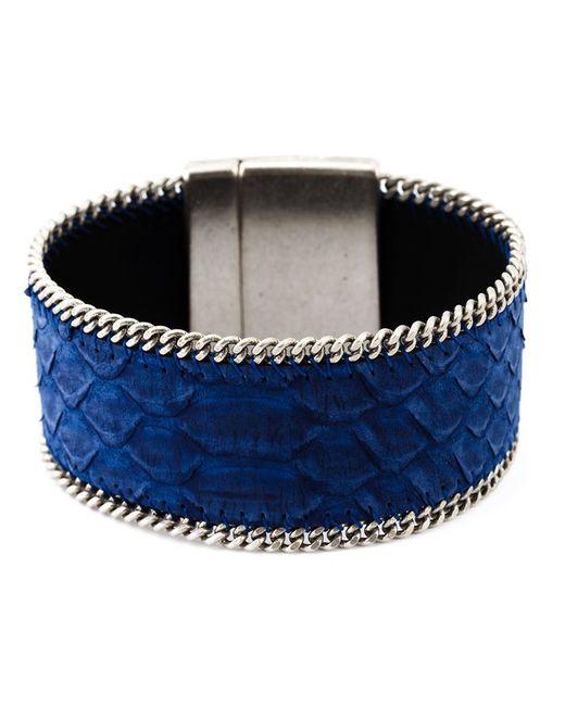 AECH CHELI | Женское Синий Gun Bracelet