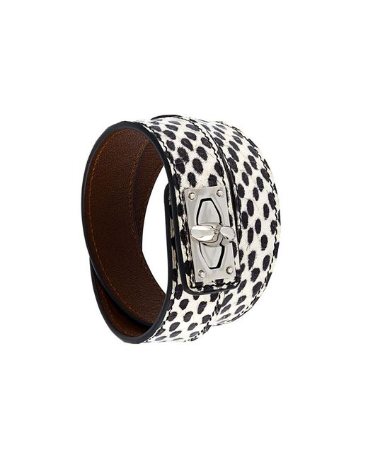 Givenchy   Женское Чёрный Shark Lock Bracelet