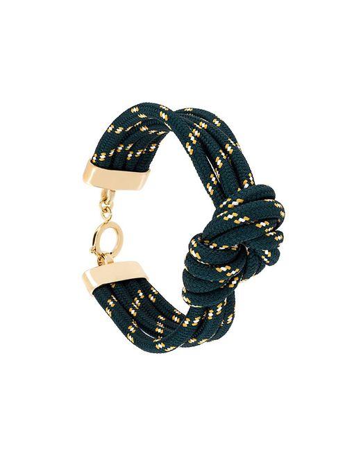 Isabel Marant | Женское Зелёный Twisted Bracelet