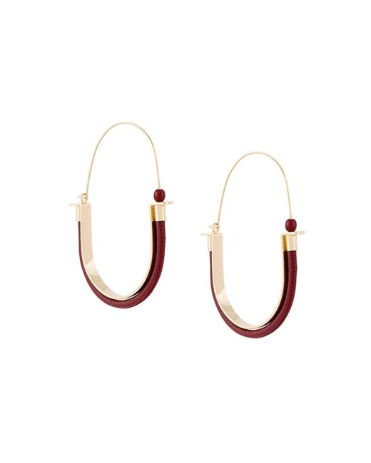 Isabel Marant | Женское Серебристый Hoop Earrings