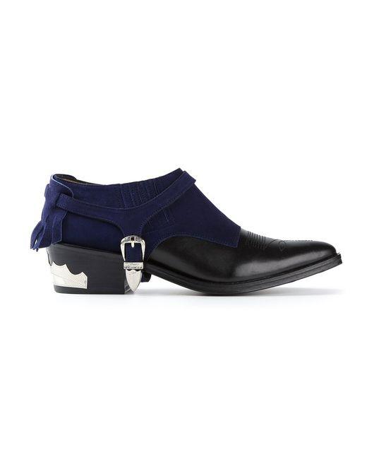 Toga | Женское Синий Western Shoe