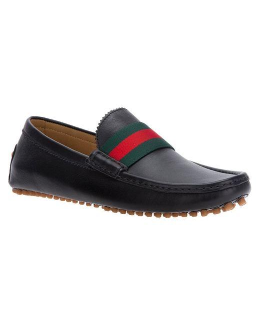 Gucci   Мужское Чёрный Classic Loafer