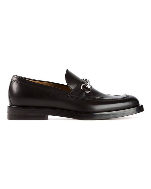 Gucci   Мужское Чёрный Loafers