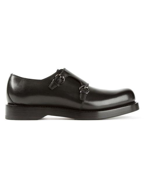 Gucci   Мужское Чёрный Chunky Monk Shoes