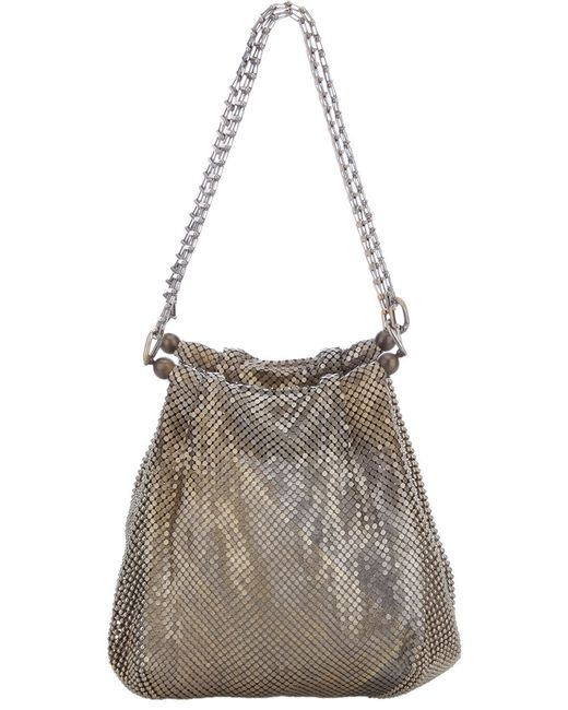 LAURA B | Женское Серебристый Small Pouch Bag