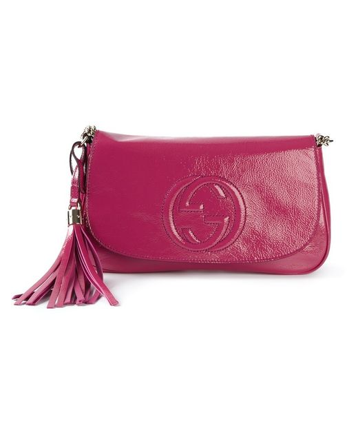 Gucci   Женское Розовый Soho Cross Body Bag
